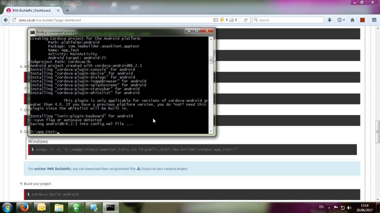 [DIY] How To Build APK using cordova
