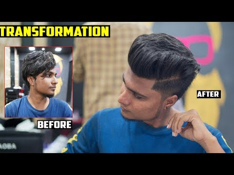 Got New Hairstyle Once Again | DARK Salon thumbnail