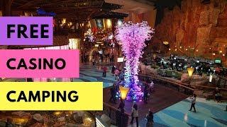 FREE CAMPING at Mohegan Sun Casino - Full Time RV Living