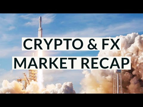 Sunday Market Recap – Crypto & Forex – NEW POTENTIAL TRADE IDEAS AND SETUPS