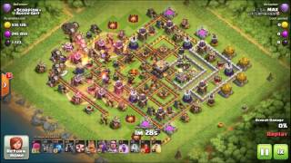 Топ база для 11 ТХ (Top base for 11 TX) Лучшее для Clash of Clans