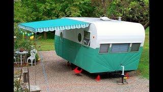 1953 SUPERIOR Vintage Travel Trailer Mobile Home Camper
