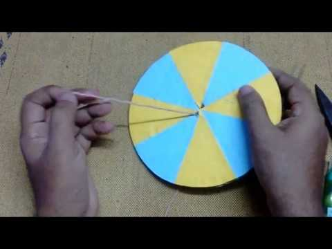 Spinner for Kids | Paper Art | Aq Media | Art and Craft | DIY Paper Craft