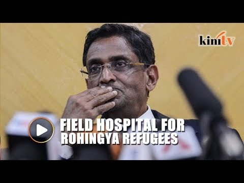 Subramaniam: We are prepared to send personnel to set up field hospital in Bangladesh