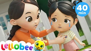 Boo Boo Song! | +MORE NEW Little Baby Bum: Nursery Rhymes & Kids Songs ♫ | ABCs and 123s