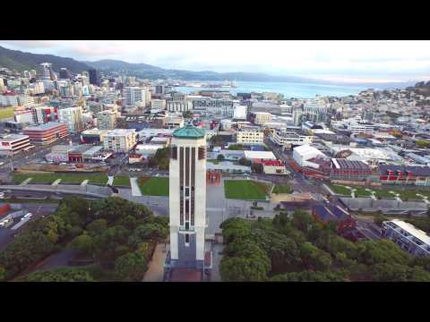 Wellington Campus Flyover | Massey University