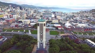 Wellington Campus Flyover   Massey University