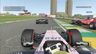F1 2017 - Dirty Drivers #9