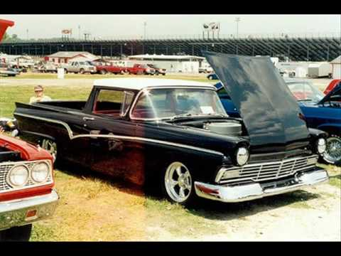 1957 ford ranchero project