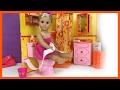 American Girl Julie's Groovy Bathroom Playset Review