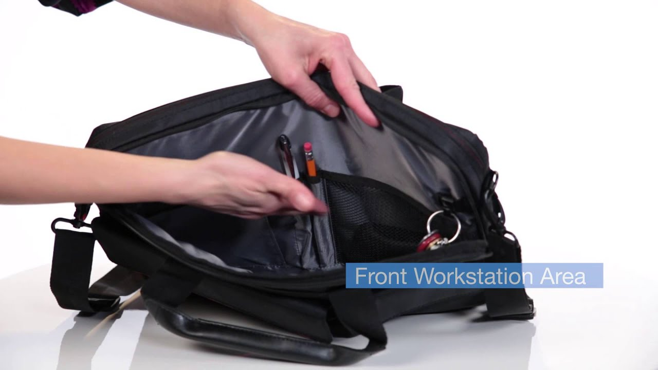 5ddff1fc39b8 Lenovo Accessories  ThinkPad Professional Slim Topload - YouTube