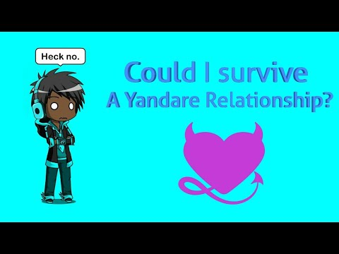 Could I survive a Yandare relationship? (Quiz)