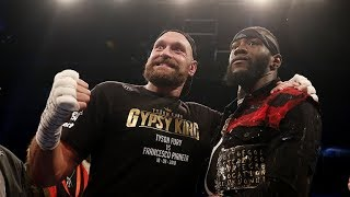 WBC THREATEN TO REMOVE TITLE FROM DEONTAY WILDER vs TYSON FURY FIGHT IF NO VADA!!