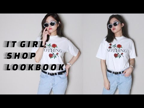 5 Easy Outfits Itgirl Shop Youtube