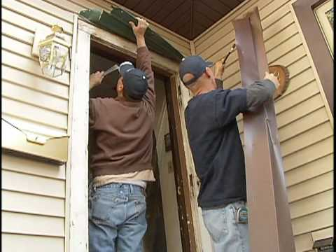 Entry Doors: Time To Replace?-Weather Tight Home Improvement Tips With Tod And Todd
