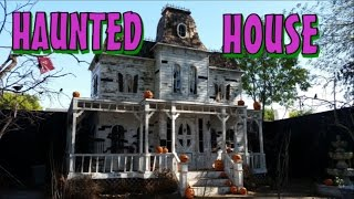 Haunted House Day Time Walk Through Part 1