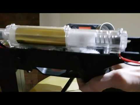 gen9 M4A1 gel blaster charging spring fix and mag prime - YouTube