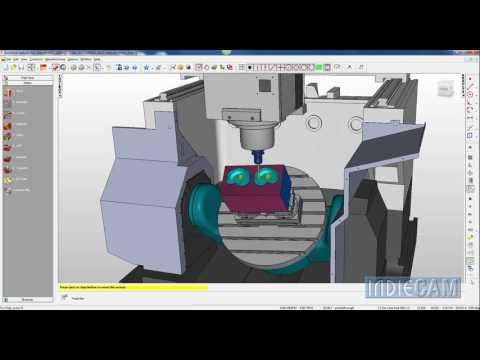FeatureCAM – X Y Z – UMC-5X – 5 Axis Machining Centre | XYZ