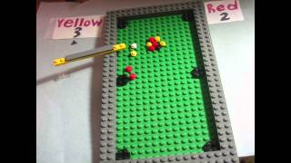 Lego Video Games 3: Pool (Eight Ball)