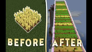 Surprising A Noob With A Brand New Farm | Minecraft Flippers E3