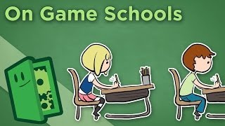 On Game Schools - How to Find a Good Degree - Extra Credits