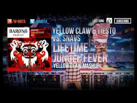 Lifetime vs Jungle Fever (Yellow Claw Mashup)