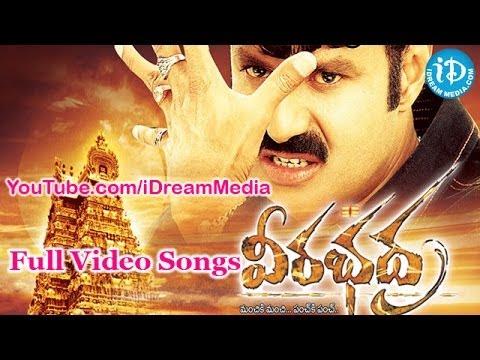 Veerabhadra Movie Songs | Veerabhadra Telugu Movie Songs | Balakrishna | Sada | Tanushree Dutta