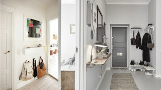 11 Clever Small Space Entryways