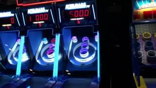 ICEBall FX - Ticket Redemption Alley Roller Arcade Game - BOSA 2014 Bronze Award - BMIGaming - ICE