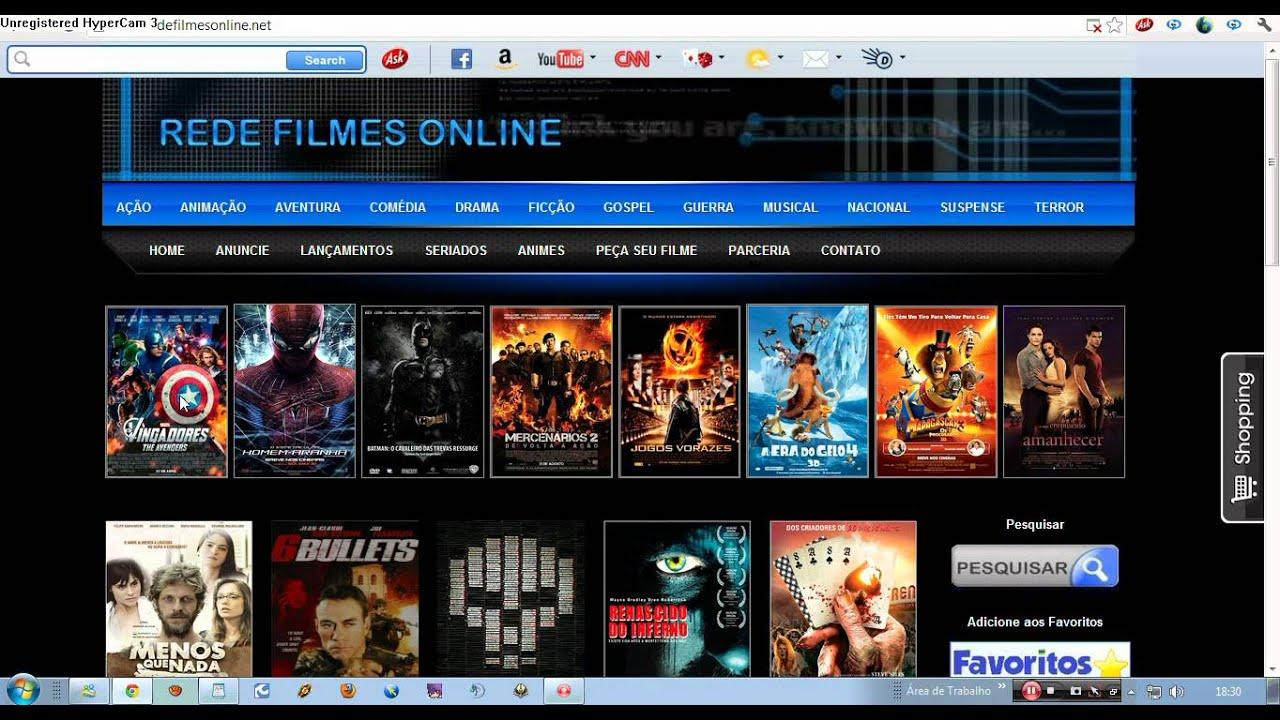 Como assistir filmes online gratis youtube for Architetti on line gratis