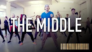 THE MIDDLE by Zedd | BEGINNER Dance CHOREOGRAPHY