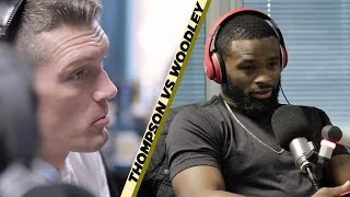 UFC 209: Do Woodley & Thompson Hate Each Other?