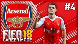 TRANSFER DEADLINE DAY! FIFA 18 ARSENAL CAREER MODE - EPISODE #4 thumbnail