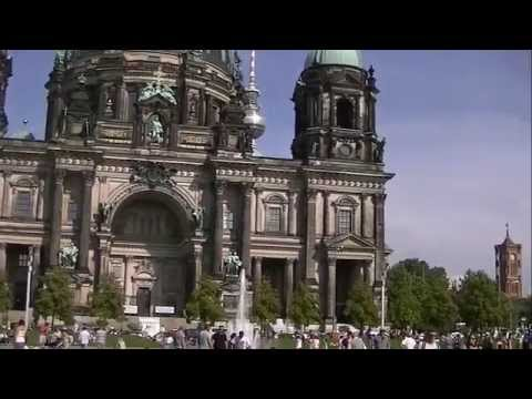 Berlin one of the most beautiful cities in Europe ~  HD