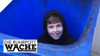 Wieso ist Mirco in der Mülltonne? Hat er die Lehrerin bestohlen? | Die Ruhrpottwache | SAT.1 TV