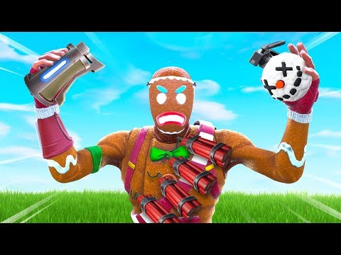 Fortnite but GRENADES ONLY!