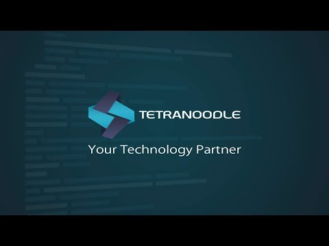 TetraNoodle Motion Graphic Video