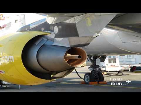 Proof Of Retrofit Aerosol Spraying Nozzles On Airbus Jet Aircraft