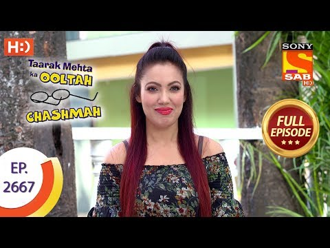 Taarak Mehta Ka Ooltah Chashmah - Ep 2667 - Full Episode - 14th February, 2019 thumbnail