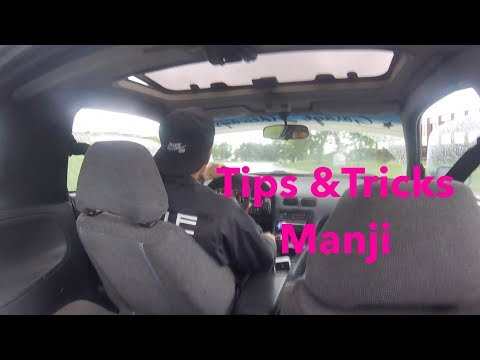 Drifting School Tips And Tricks, Learning To Manji