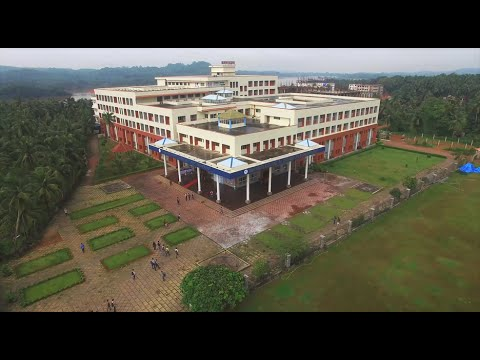 Aerial View of Sahyadri College of Engineering & Management, Mangalore