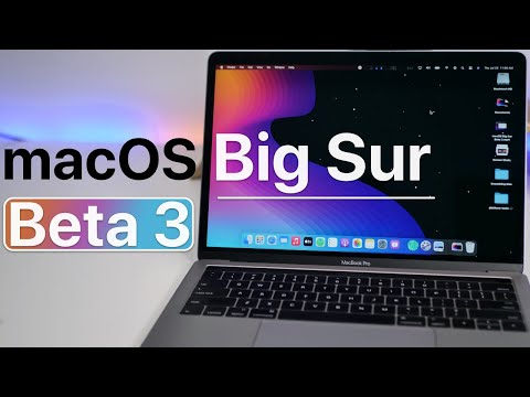 macOS Big Sur Beta 3 is Out! - What's New?