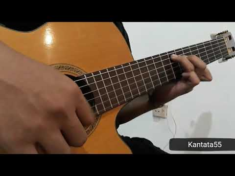 Lacrimosa Classical Guitar Cover By Kantata55