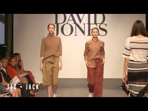 S/S 2015 David Jones Fashion Launch Full Runway