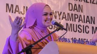 Ucapan Siti Nurhaliza di Majlis Berbuka Puasa Sitizone & Universal Music Malaysia