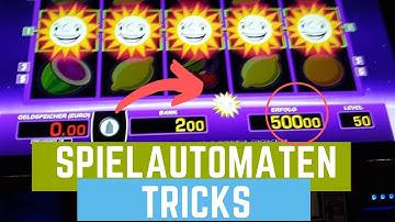 Spielautomaten Tricks | Die Merkur Spielautomaten-Tricks TR 5.0