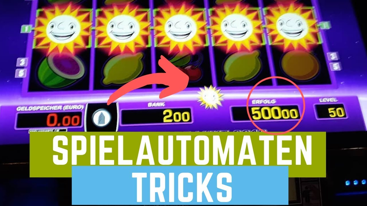 Spielautomaten Tricks Merkur