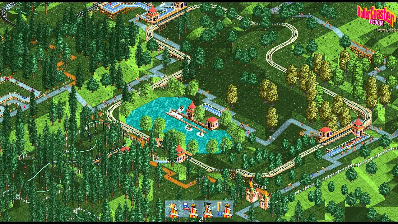 rollercoaster tycoon 1 free download full version for windows 7