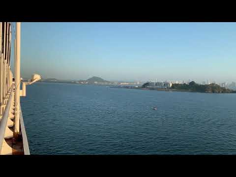 Panama Canal Sea travel. January 2019