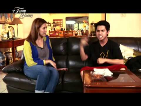 Young rapper Abra raps about his life and music career | Tunay na Buhay